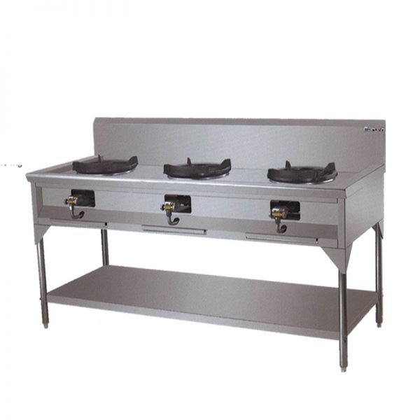 3 FRY STOVE (CUSTOMIZED)